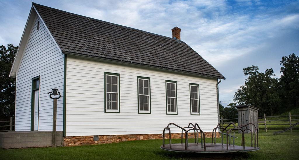Centennial Valley Schoolhouse