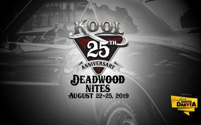 Kool Deadwood Nites – 25 Years of Classic Cars, Music and Historic Fun