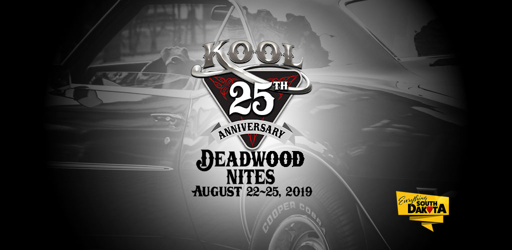 Kool Deadwood Nites – 25 Years of Classic Cars, Music and Historic Fun