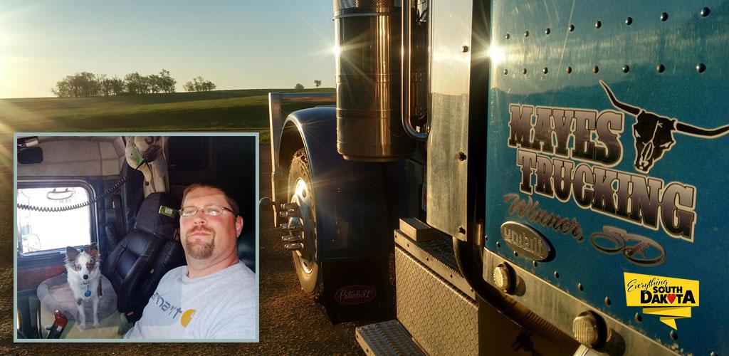 Mayes Trucking - Winner, South Dakota