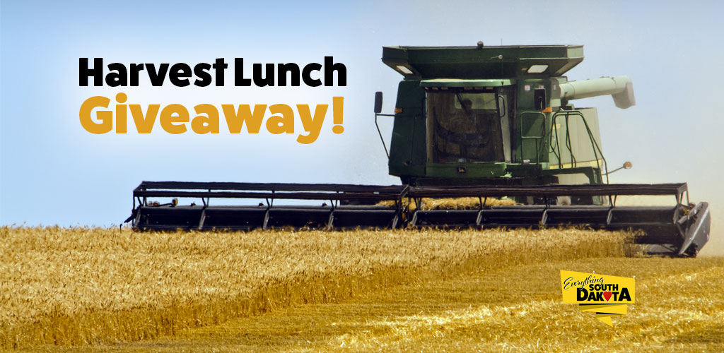 Harvest Lunch Giveaway!