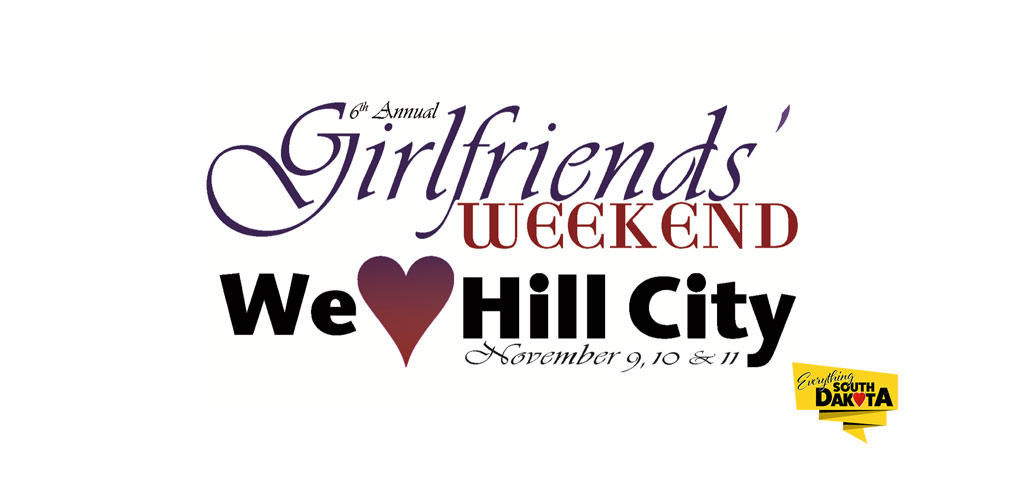 Hill City Girlfriends' Weekend