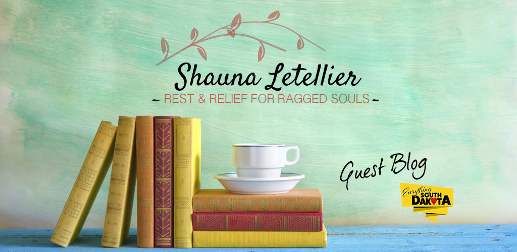 Shauna Letellier - Rest & Relief For Ragged Souls