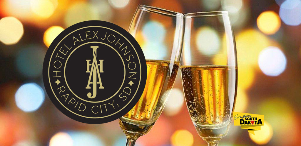 Spend New Year's Eve at Hotel Alex Johnson