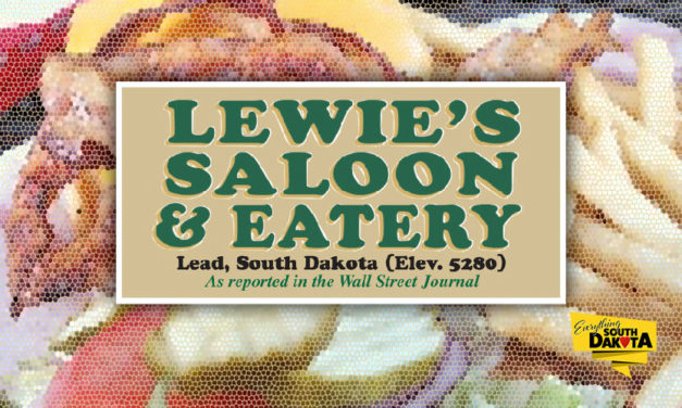 Where to Find a Good Cheap Burger in All 50 States – Lewie's Saloon & Eatery in Lead, South Dakota Made the List