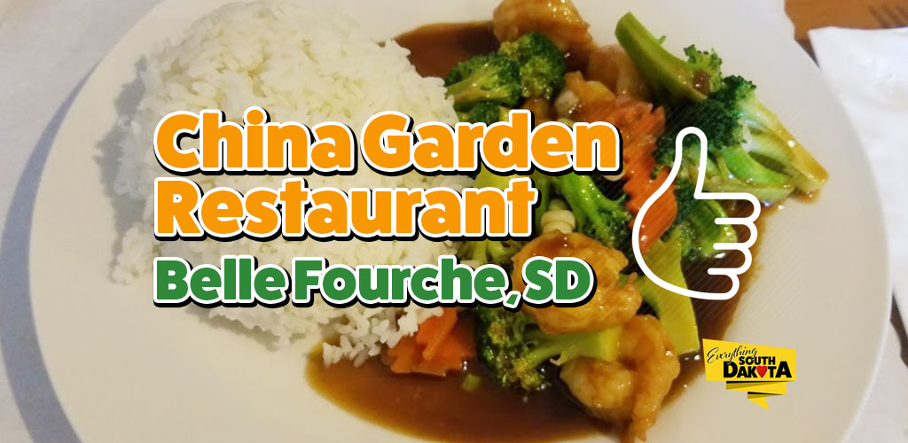 China Garden Restaurant, Belle Fourche