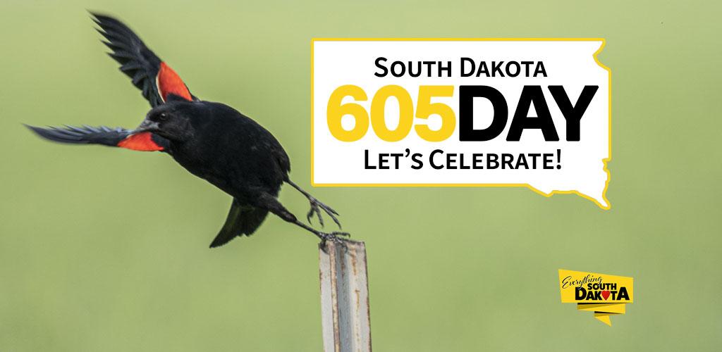 Celebrate 605 Day in South Dakota