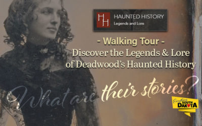 Haunted History Walking Tour in Deadwood