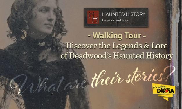 Haunted History Walking Tour in Deadwood