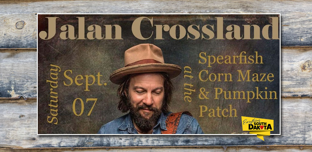 Music at the Patch – Jalan Crossland – Sept. 7th