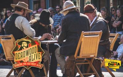Deadwood Alive – Main Street Shootout