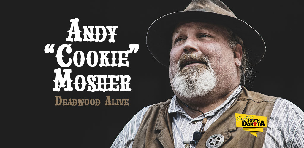 """Andy """"Cookie"""" Mosher"""