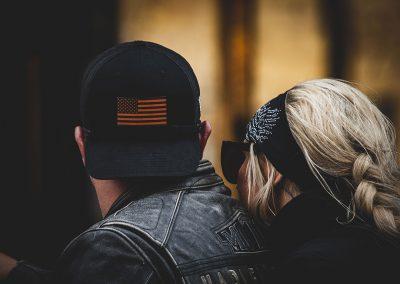 biker-couple