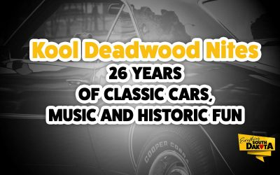 Kool Deadwood Nites – 26 Years of Classic Cars, Music and Historic Fun
