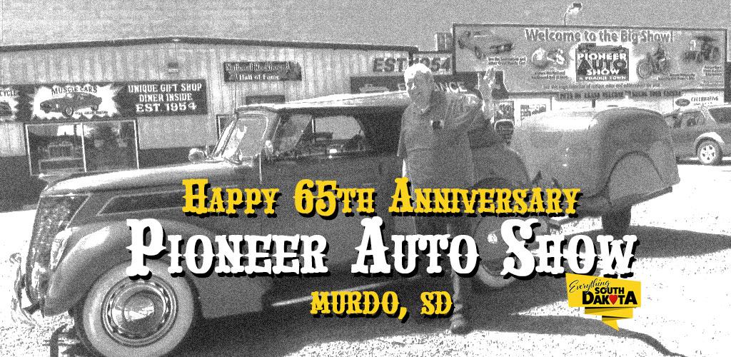 Pioneer Auto Show Celebrates 65th Anniversary