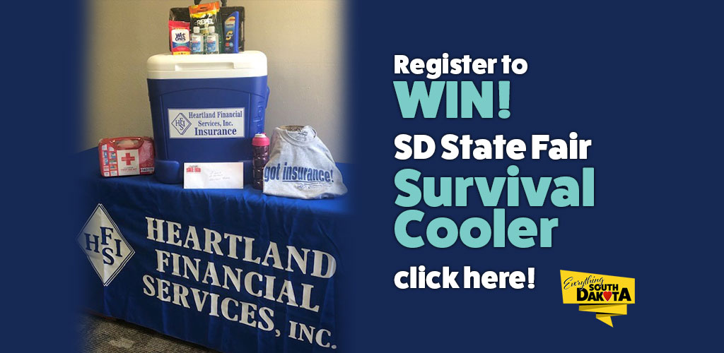 SD State Fair Survival Cooler Giveaway