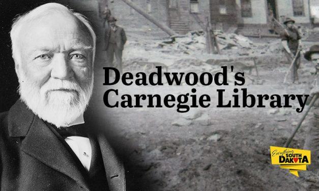 Deadwood's Carnegie Library