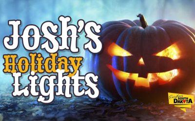 Josh's Holiday Lights