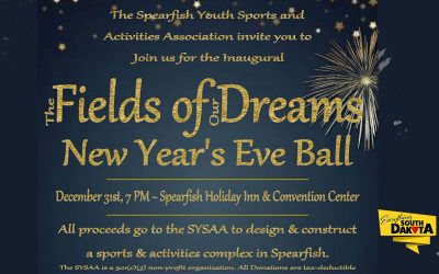 The Fields of our Dreams New Year's Eve Ball