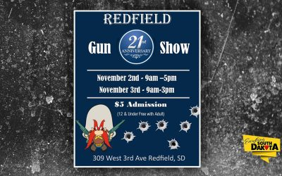 21st Anniversary Redfield Gun Show