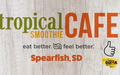Tropical Smoothie Cafe Spearfish, South Dakota