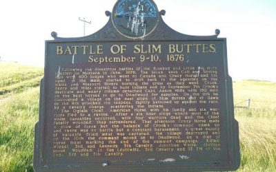 The Battle of Slim Buttes Harding County, South Dakota