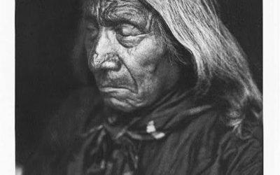 Red Cloud, Oglala Lakota. 1904
