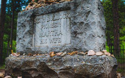 Seth Bullock, frontiersman, business proprietor, politician, sheriff, and U.S. Marshal