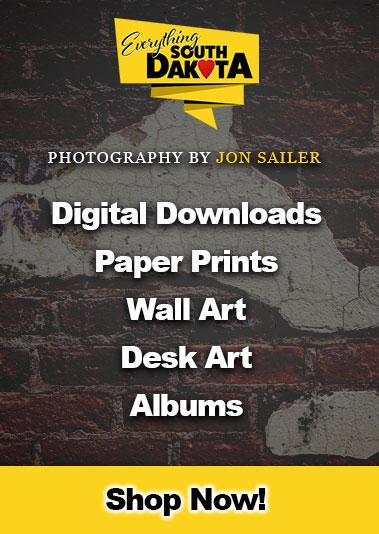 Everything South Dakota Photography by Jon Sailer