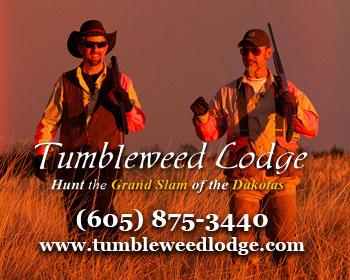 Tumbleweed Lodge South Dakota