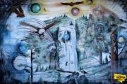 native-american-mural